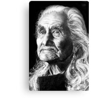 Chief Dan George Canvas Print
