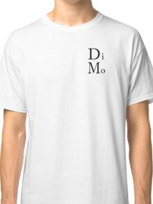 DiMo black small Classic T-Shirt