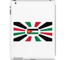 Royal Standard of Jordan  iPad Case/Skin