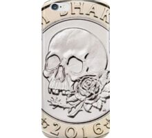 Shakespeare Coin iPhone Case/Skin