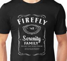 Firefly Whiskey Unisex T-Shirt