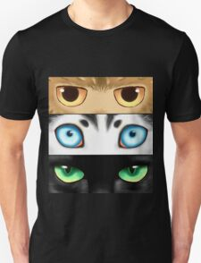 Animal Eyes Unisex T-Shirt