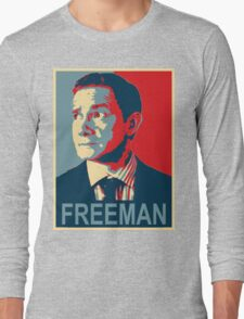 Freeobama Long Sleeve T-Shirt