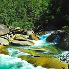 Babinda Boulders # 2 by Penny Smith