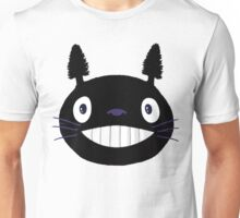 black tree totoro Unisex T-Shirt