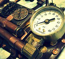 Steampunk Gauntlet 1.1 by PiscesAngel17