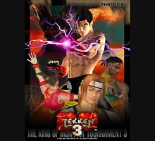 The King of Iron Fist Tournament 3 / Tekken 3 Unisex T-Shirt