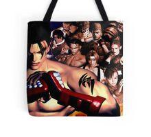 Tekken 3 Cast Tote Bag
