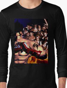Tekken 3 Cast Long Sleeve T-Shirt