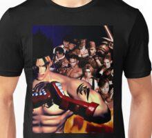 Tekken 3 Cast Unisex T-Shirt