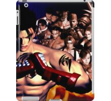 Tekken 3 Cast iPad Case/Skin