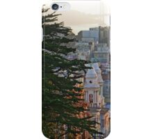 A View From Russian Hill iPhone Case/Skin
