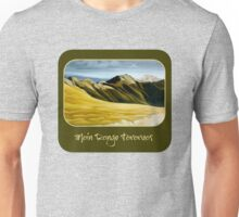 Main Range Tararuas Unisex T-Shirt