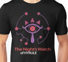 The Night Watch of Hyrule Zelda breath of the wild Unisex T-Shirt