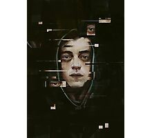 Mr. Robot (Elliot) Photographic Print