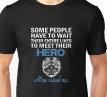 Police Officers Mom Unisex T-Shirt