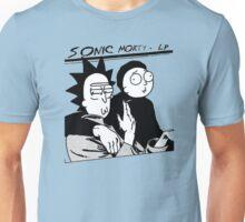 sonic morty 1 Unisex T-Shirt