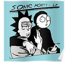 sonic morty 1 Poster
