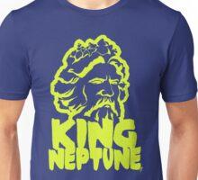 King Neptune Head - Yellow Unisex T-Shirt