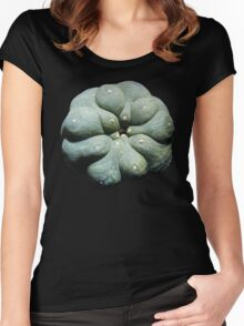 OFFICIAL PEYOTE Women's Fitted Scoop T-Shirt