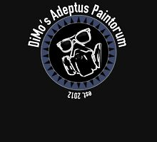 DiMo's Adeptus Paintorum logo with est Unisex T-Shirt
