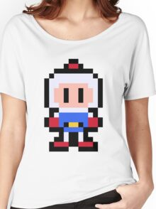 Pixel Bomberman Women's Relaxed Fit T-Shirt