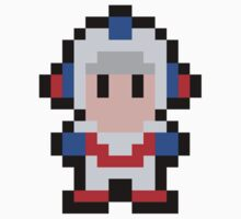 Pixel Taizo Hori One Piece - Short Sleeve