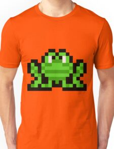 Pixel Frogger Unisex T-Shirt