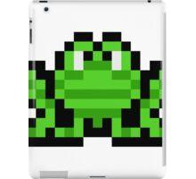 Pixel Frogger iPad Case/Skin