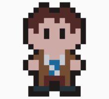 Pixel Gillian Seed Kids Tee