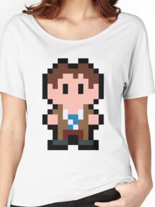 Pixel Gillian Seed Women's Relaxed Fit T-Shirt