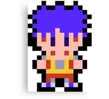 Pixel Goemon Canvas Print