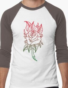 Roses Men's Baseball ¾ T-Shirt