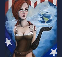 Bombshell by Laurie McClave