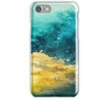 Watercolor Sky No 3 iPhone Case/Skin