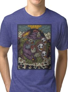 Wild Wiz Tri-blend T-Shirt