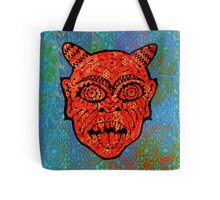 'Handsome Devil Mask #2' Tote Bag