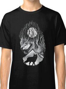 Wild Winter Nights Classic T-Shirt
