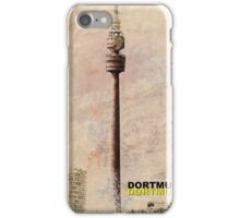 Dortmund TV Tower Florianturm iPhone Case/Skin