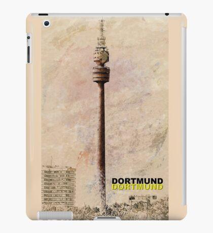 Dortmund TV Tower Florianturm iPad Case/Skin