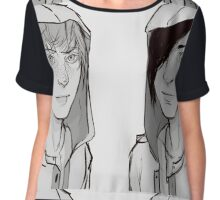 Assassin Brothers Chiffon Top