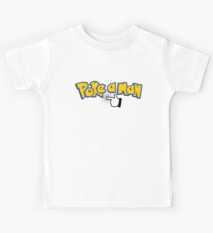 Pokemon Spoof Kids Tee