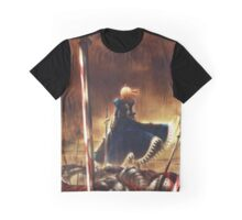 fate stay night Graphic T-Shirt