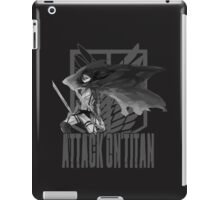 Leader Of The Soldiers iPad Case/Skin