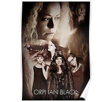 Orphan Black- Clones Poster
