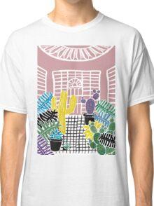 Cacti & Succulent Greenhouse Classic T-Shirt