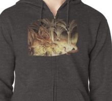 Smaug's Cave Zipped Hoodie
