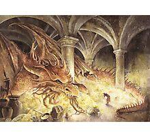 Smaug's Cave Photographic Print