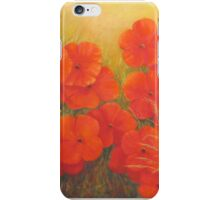 """""""Poppies - Tuscany"""" iPhone Case/Skin"""