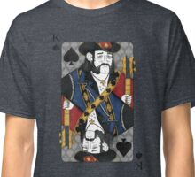 Lemmy - King of Spades - Tribute to Motorhead Classic T-Shirt